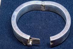 Helen Paddle jewelry silver cuff Patti